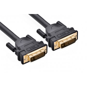 UGREEN DVI ( 24+1) male to male cable 2M 11604