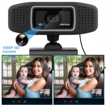 WEB Camera A15 Full HD 1080P
