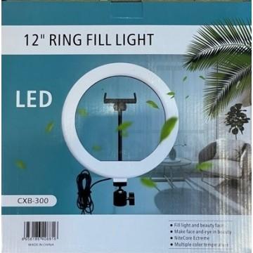 TEQ  CXB-300 12inch/26cm Ring Fill Light